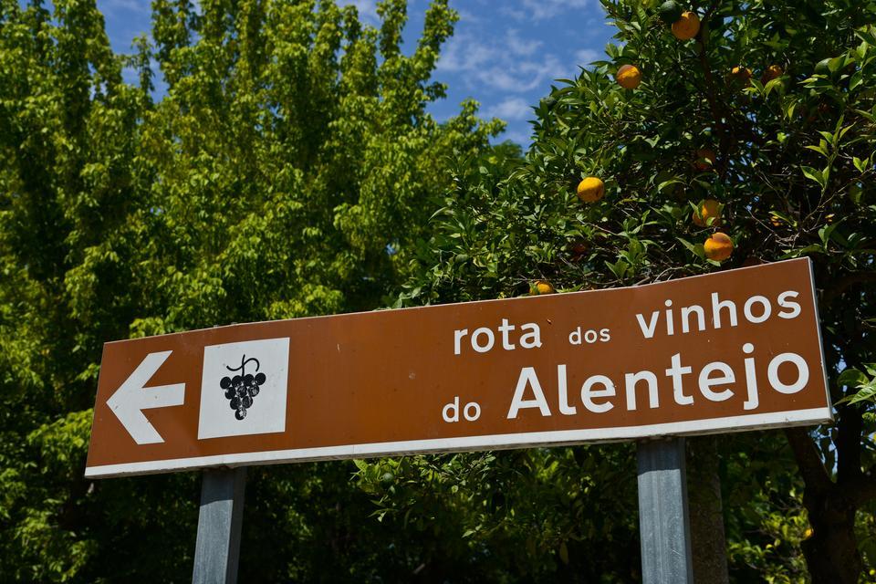 Szlakiem winnic w Alentejo