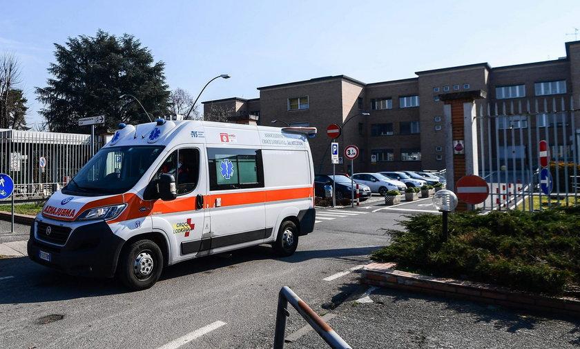 Już dwie ofiary śmiertelne koronawirusa we Włoszech