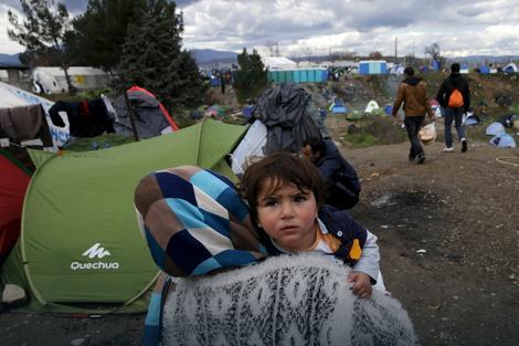 Nema dovoljno hrane za izbeglice