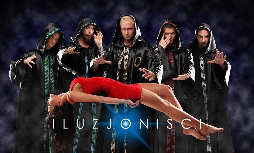 Iluzjoniści pokaz