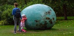 W centrum stolicy pojawi się... wielkie jajo