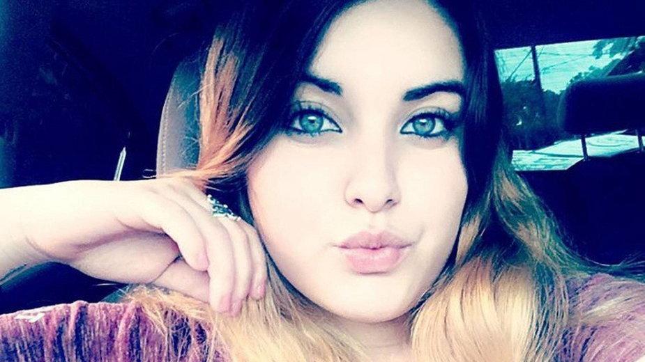 Brandy Vela - odebrała sobie życie z powodu cyberprzemocy