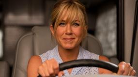 "Jennifer Aniston w roli striptizerki w zwiastunie ""We're the Millers"""