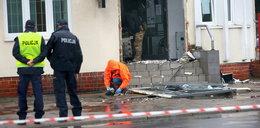 Zuchwały napad w Odolanowie. Wysadzili bankomat, ale coś poszło nie tak...
