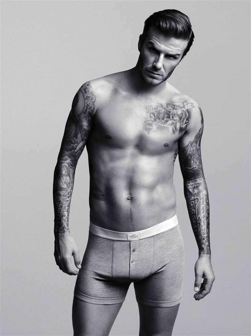 Kolekcja bielizny Davida Beckhama
