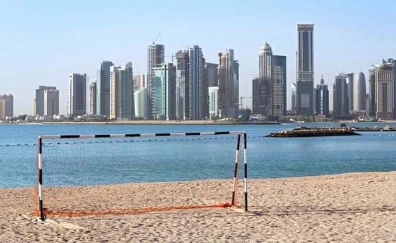 Pogled na Dohu