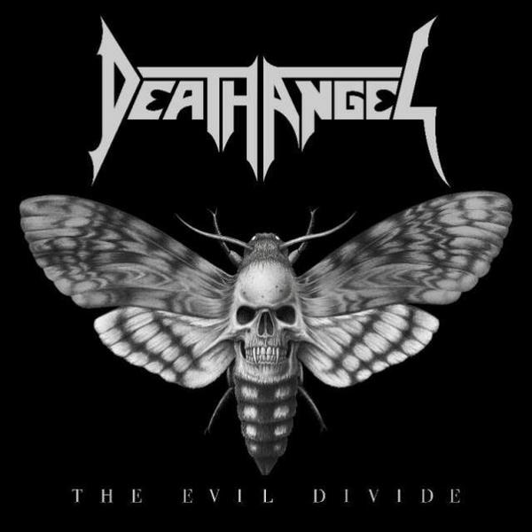 "DEATH ANGEL – ""The Evil Divide"""