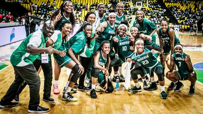 D'Tigress of Nigeria are through to the quarterfinals of 2019 Women's Afrobasket after 2 wins