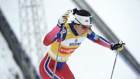 Marit Bjoergen: narty znalazły się na drugim miejscu