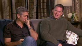 """Channing Tatum zaprasza George'a Clooneya do udziału w """"Magic Mike 3"""""""