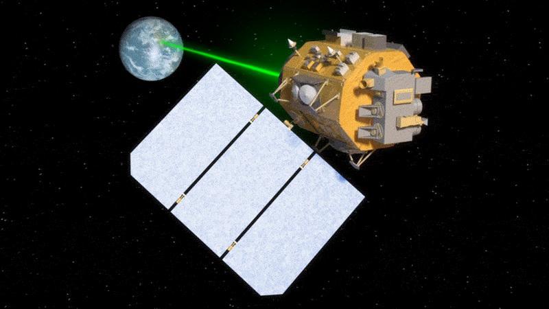 NASA pracuje nad kosmicznym internetem