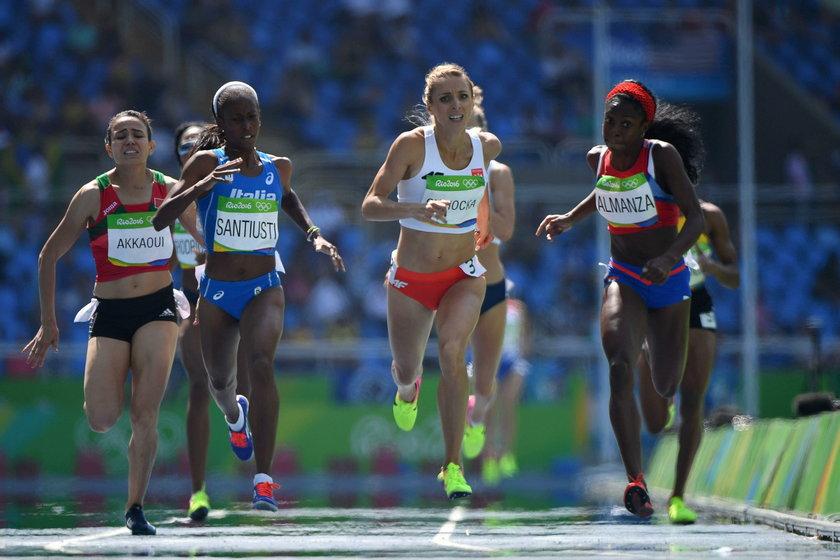 Rio 2016: Angelika Cichocka i Joanna Jóźwik wywalczyły awans