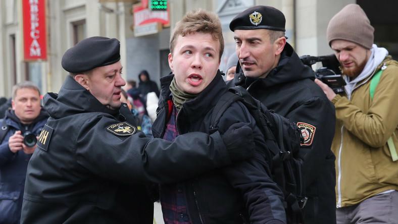 Raman Pratasiewicz, Mińsk, 26 marca 2017 rok