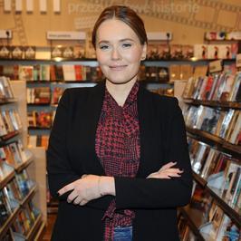 Magdalena Lamparska spotkała się z fanami. Jak się prezentuje parę miesięcy po porodzie?