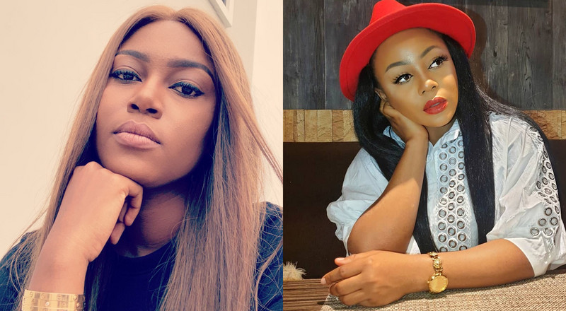 BBNaija's Ifu apologizes for exposing and insulting Yvonne Nelson in leaked chats
