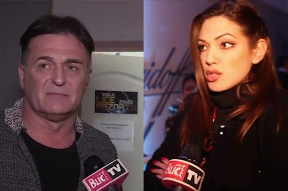 Kad je Lečić privukao tri decenije mlađu Ninu, njen OTAC imao je samo JEDAN KOMENTAR koji će mnogima zasmetati (VIDEO)
