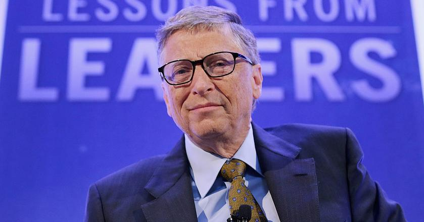 Bill Gates uważa, że na początkach biznesu powinien był zatrudniać więcej ludzi z konkretną wiedzą