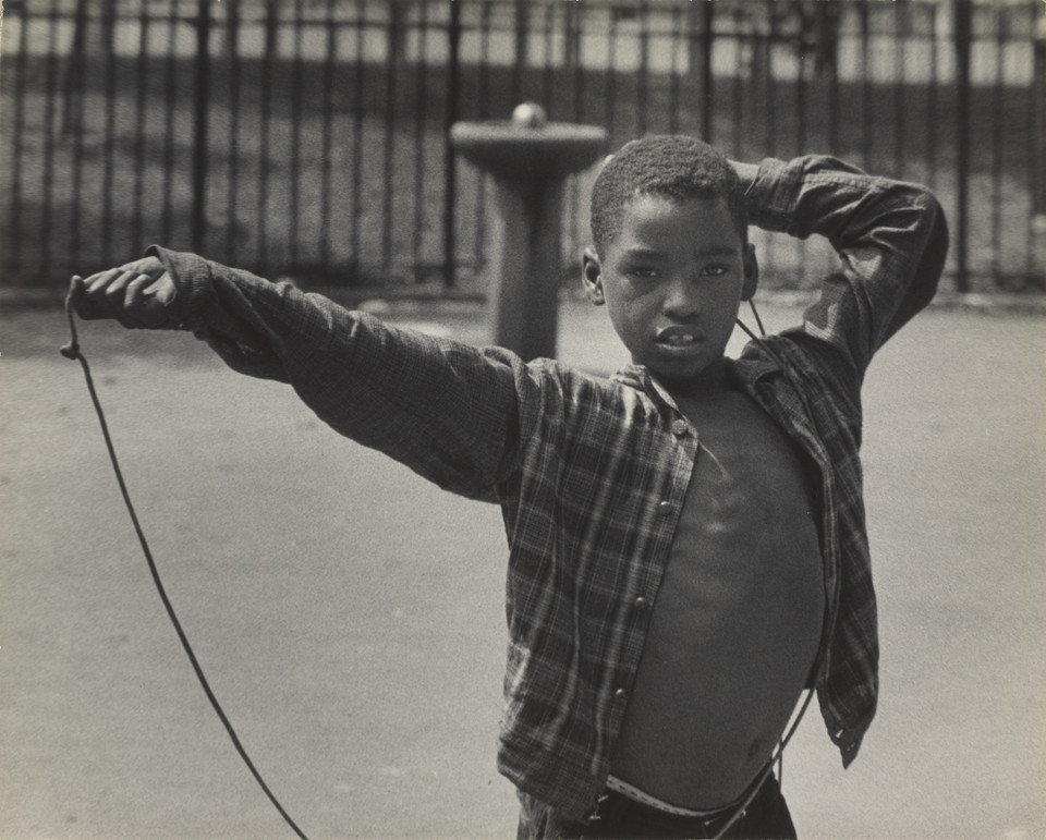 "Emil Cadoo, ""Children of Harlem"" (1965)"