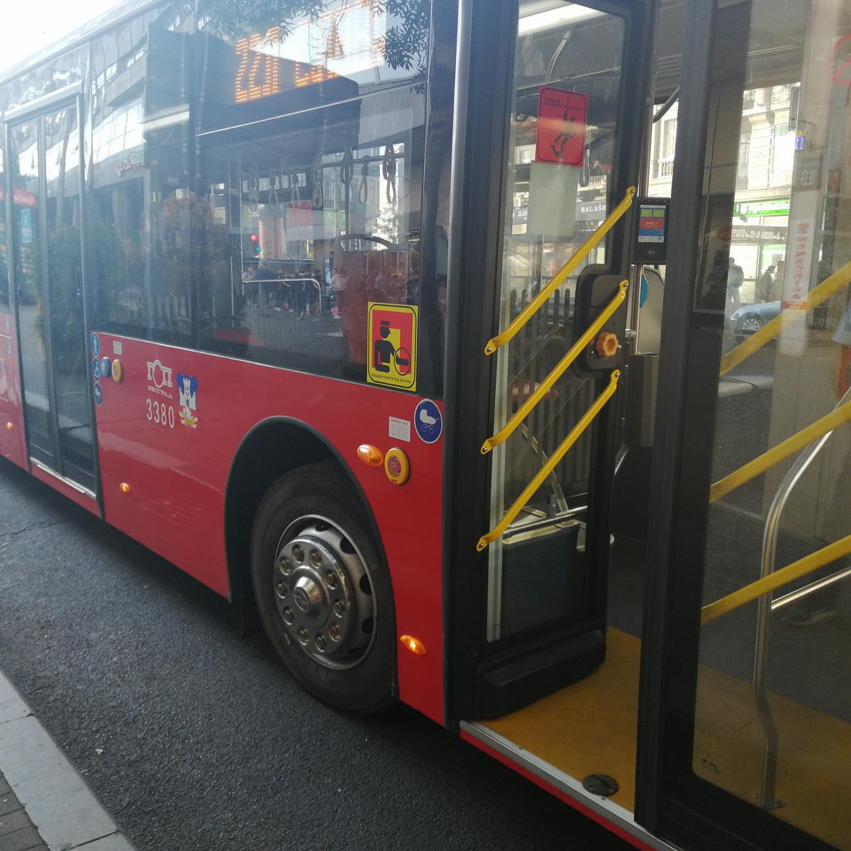 Red voznje 860e