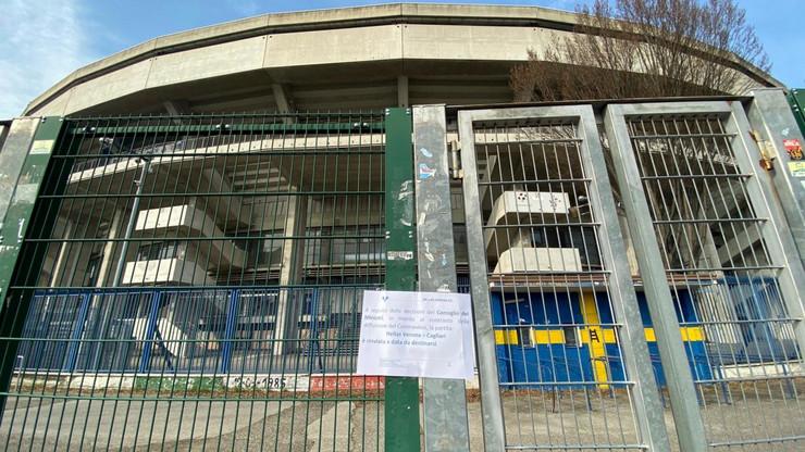Bentegodi stadion Verona covid-19 korona virus