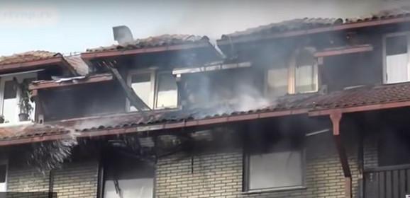 Stravičan požar u Novom Pazaru: Dvoje mrtvih, nekoliko povređenih