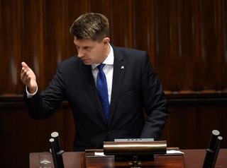 Petru na debacie po expose: Do rządu PiS - nie dacie rady