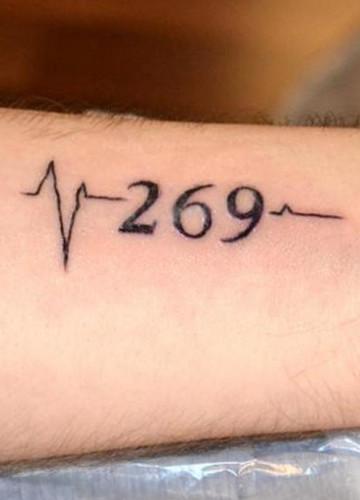 Co Oznacza Tatuaż 269 I Kto Go Sobie Robi Noizz