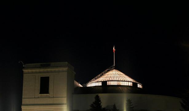 Sejm uchwalił ustawę budżetową