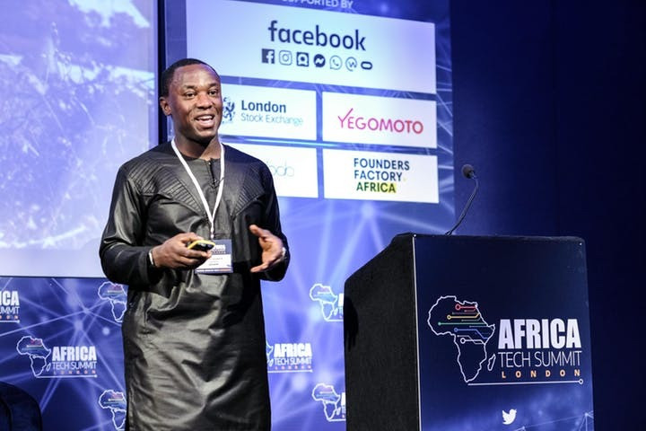 Kojo Boakye, Facebook Head of Public Policy, Africa. (eventbrite)