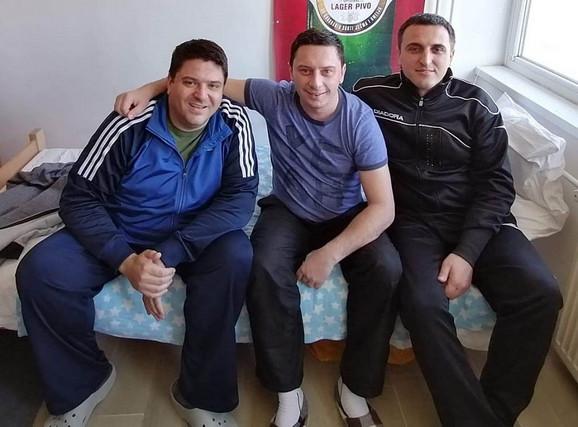 Tomo Kovačević, Milan Vujić i Miloš Vujnić
