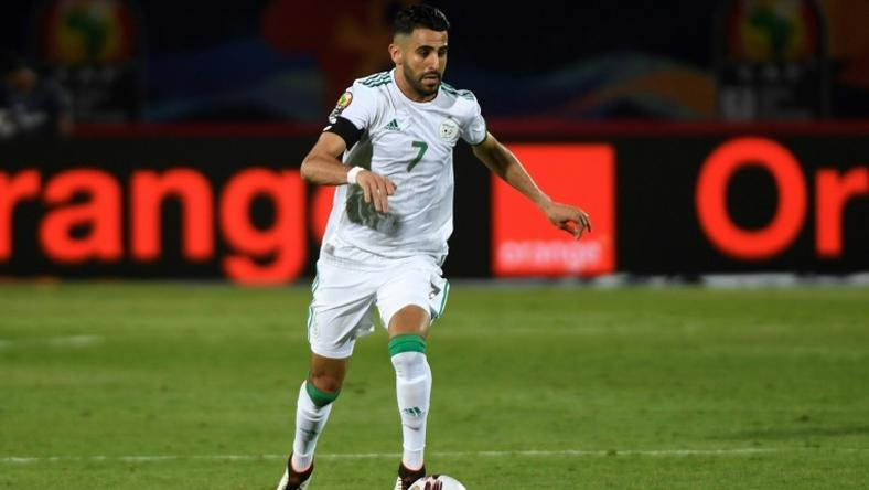 Algeria captain Riyad Mahrez has been the standout forward of the Africa Cup of Nations