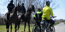 Gigantyczna kara dla rowerzysty z Wadowic. Rzecznik Praw Obywatelskich interweniuje