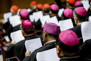 Synod biskupów: Wykorzystywanie seksualne 'poważną przeszkodę dla misji' Kościoła