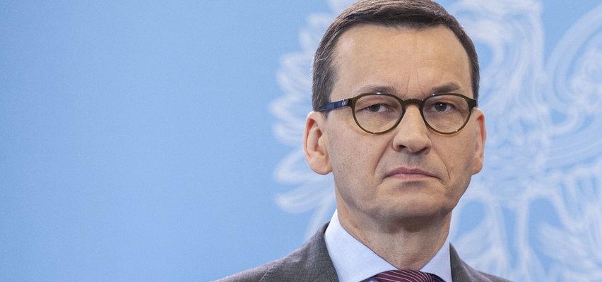 Morawiecki nie przyjedzie na szczyt do Budapesztu. Powód ma związek ze sporem o Turów