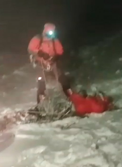 Tragedia na Elbrus. Gdy ratownicy przybyli na miejsce, odnaleźli pięć ciał