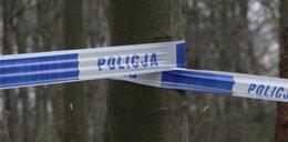 Tajemnicza śmierć kobiety pod Krakowem. Zwłoki odnaleźli harcerze