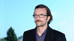 Bardzo szczupły Tomasz Kot na 39. Festiwalu Filmowym w Gdyni
