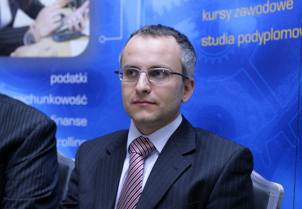 Piotr Żurowski, dyrektor, doradca podatkowy w KPMG