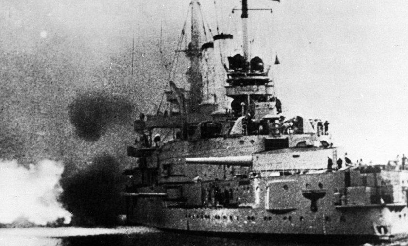 Wserplatte po niemieckim ataku