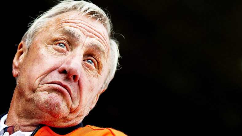 FILE NETHERLANDS SOCCER CRUYFF OBIT (Johan Cruyff dies of cancer at the age of 68)