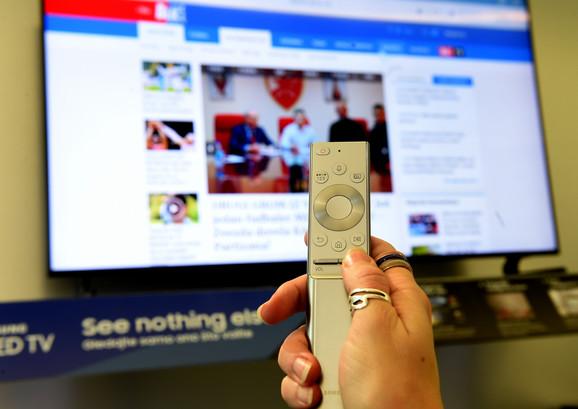 Samsung QLED 8K: Kako je budućnost već stigla na televizore
