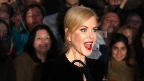Nicole Kidman i jej baaardzo odważna kreacja! Gwiazda była dosłownie o krok od wpadki
