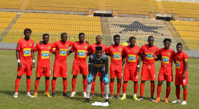 Kotoko considering 3 venues following closure of Baba Yara Stadium