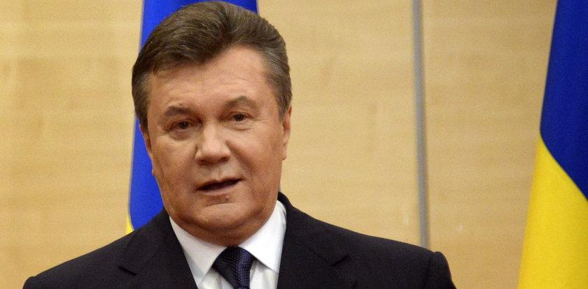 Odważne wyznanie Janukowycza: Putin uratował mi życie