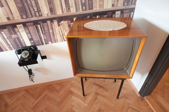 Nekada se porodica okupljala ispred televizora