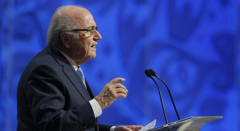 Humiliated Blatter says only FIFA Congress can bar him
