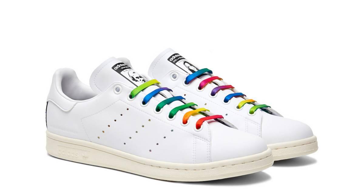 """Adidas bringt mit Stella McCartney neue vegane """"Stan Smith"""" raus"""