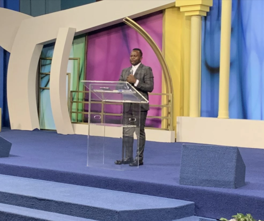 Christ's healing message rings true at Pastor Chris's Healing School