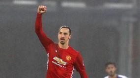 Zlatan Ibrahimović stawia Manchester United pod ścianą