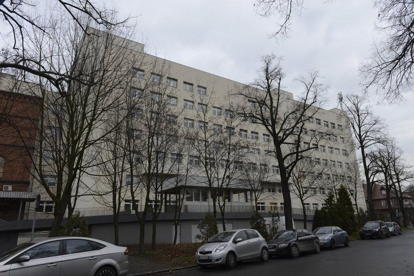 Szpital im. Falkiewicza na Brochowie
